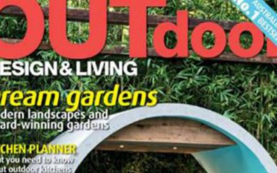 Outdoor Design and Living Magazine