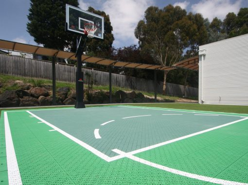Donvale Basketball Court